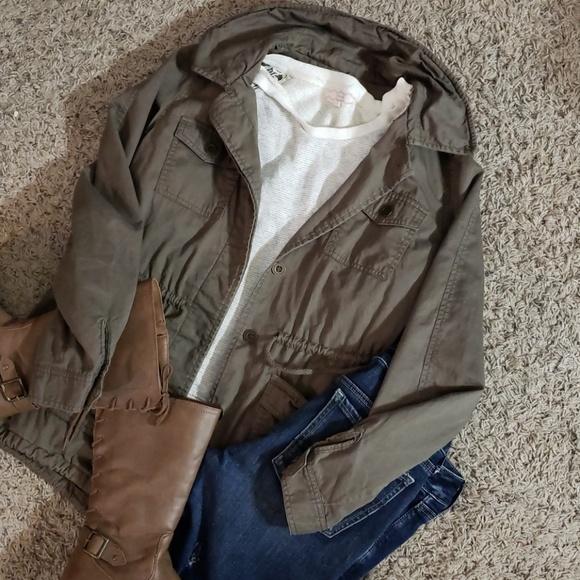 Forever 21 Jackets Coats Flash Sale Thin Jacket Sm Poshmark